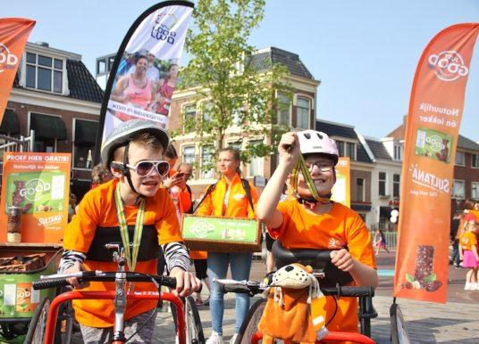 Kids Run Loop Leeuwarden 2018
