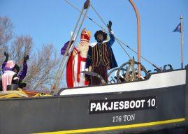 Foto's Intocht Sinterklaas 2018