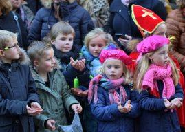 Foto's Intocht Sinterklaas deel 2